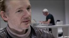 *** Bitte nur in Zusammenhang mit der Berichterstattung verwenden *** Julian Assange The Price of Truth via Amine Ardhaoui