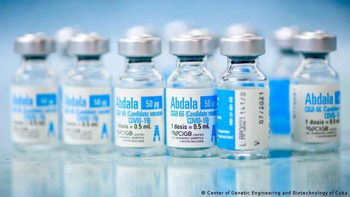 Impfstoff Abdala