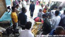 Äthiopien Luftangriff Tigray-Region