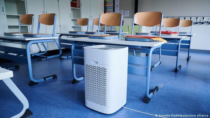 Schulen nach den Ferien 2021 | Luftreinigungsgerät