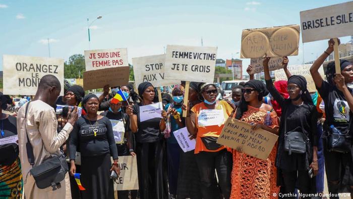 Les femmes tchadiennes dénoncent les violences faites aux femmes