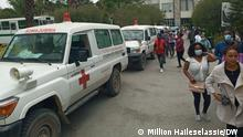 Äthiopien Opfer des Luftangriffs in Tigrai