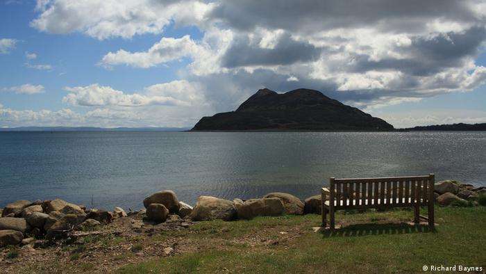 Lamlash Bay attracts recreational anglers and scuba divers