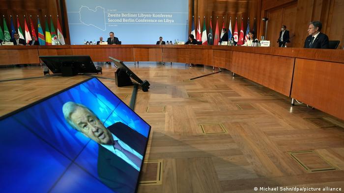 کنفرانس لیبی در برلین، ۲۳ ژوئن ۲۰۲۱