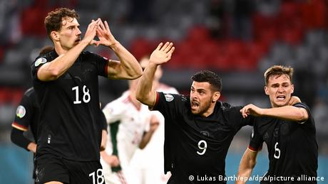 Euro 2020: Germany progress to Round of 16 after 2-2 draw with Hungary