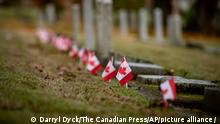 Kanada I Remembrance Day