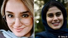 Iran Journalistinnen Busunglück