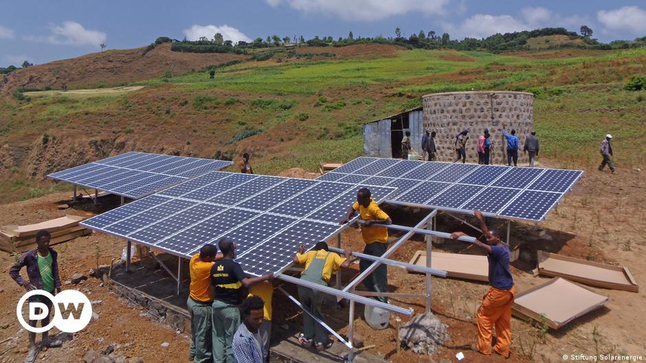 Minigrids und Solarstädte: Beispiele aus aller Welt