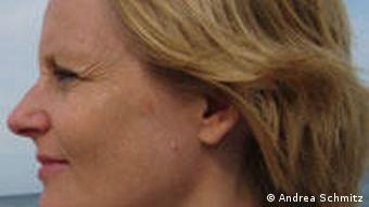 Эксперт берлинского фонда Наука и политика Андреа Шмиц (Andrea Schmitz)