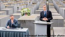 Deutschland Maas und Blinken unterzeichnen Vereinbarung zur Zusammenarbeit in Holocaustfragen