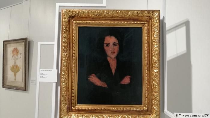 Картина Ева Хаима Сутина - снова в галерее Арт-Беларусь