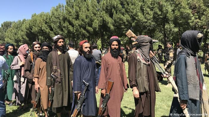 Afganistan'ın geniş bir kesimi Taliban'ın kontrolü altında