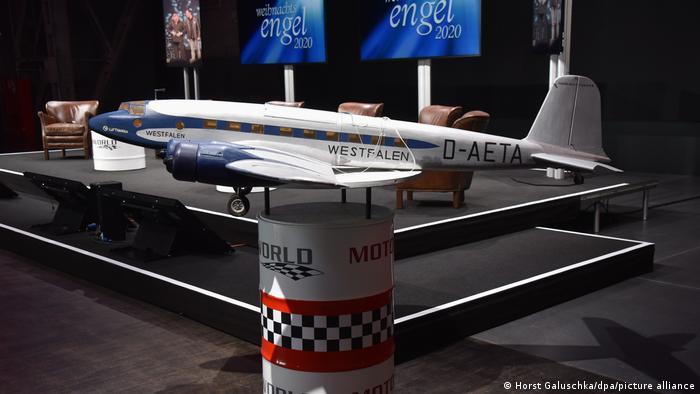 Focke-Wulf Fw 200 «Condor» w Berlinie