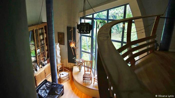 Будинок поблизу Парижа, де Ріхард Ваґнер створив свого Летючого голландця