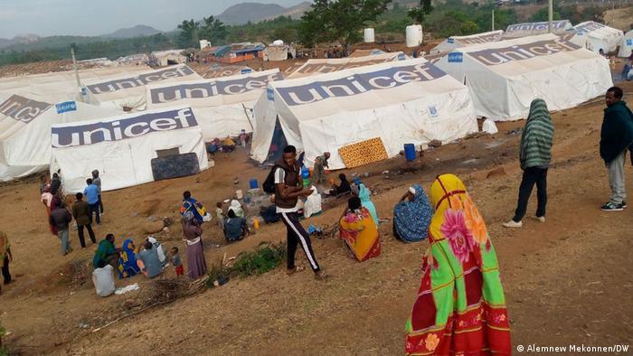 Äthiopien Rückkehrer aus Benshangul Gumuz