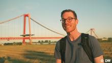 Juni 2021, Rheinbrücke Emmerich