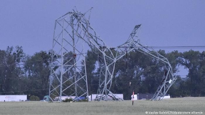 Пошкоджена інфраструктура