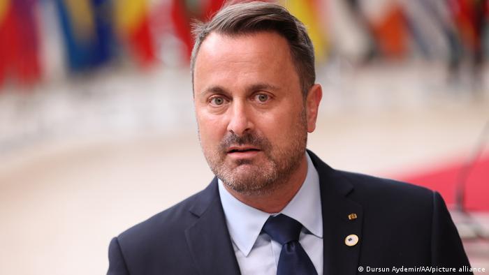 Brüssel EU Gipfel | Xavier Bettel