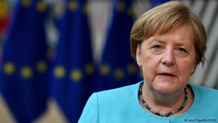Brüssel EU Gipfel | Merkel