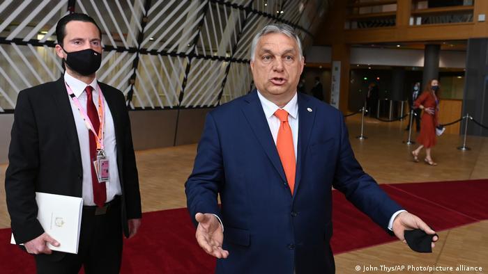 Brüssel EU Gipfel | Viktor Orban