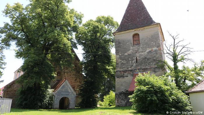Biserica evanghelică din Roșia