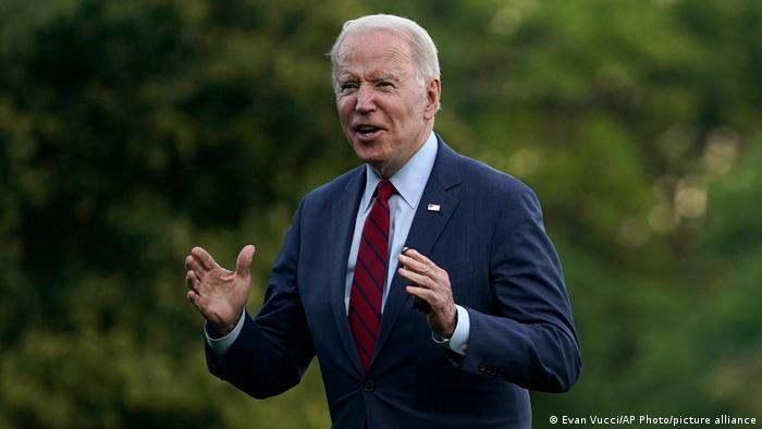 Washington | US Präsident Joe Biden