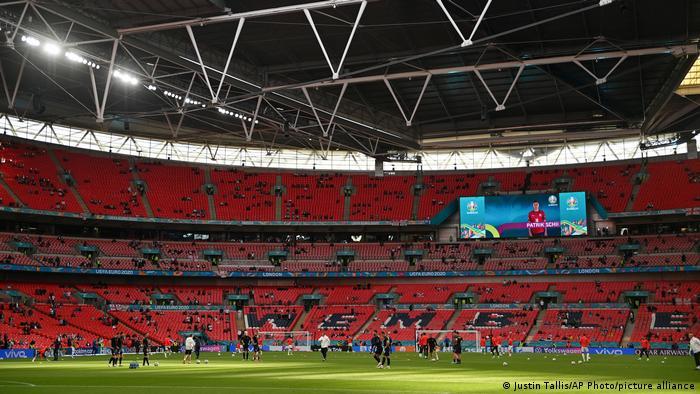 EM 2020 | Wembley-Stadion in London, Großbritannien