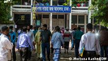 Caption: In Bangladesh, all activities of lower courts and tribunals with physical presence began from Sunday (June 20). Due to coronavirus epidemic, trial proceedings started virtually from May 11 last year. Keywords: Bangladesh, lower court, corona, Copyright: Mortuza Rashed