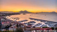 Νάπολη, νότια Ιταλία