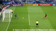 Fussball WM 2006 Viertelfinale England - Portugal