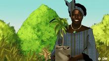 Videostill | Projekt Zukunft | Wangari Maathai: Ein Leben für den Umweltschutz