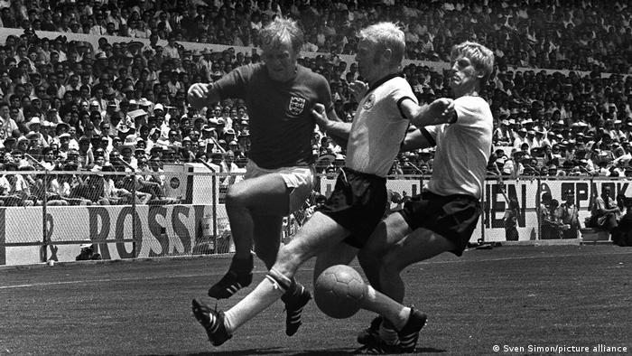 Germany - England 1970