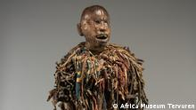 After long and detailed provenance research, the context of violence that made it possible to bring this kitumba statute to Belgium is now known. The statue falls under the category of 'looted cultural property'. Nkisi nkonde. Beeld / Statue / Statue / [Yombe; Kakongo].RD Congo. 1st quarter of the 19th century. Wood (Canarium schweinfurthii. Collected by A. Delcommune. 1878. Registered in 1912. EO.0.0.7943. MuseumTalk 30 June