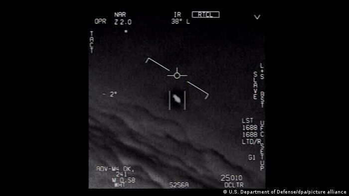 Pentagon veröffentlicht Ufo-Papier:Keine Erklärung