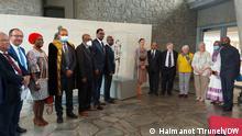 25.06.21, Handing ceremony of Denkenesh -Lucy's replica at UNESCO in Paris