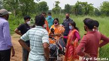 +++nur zur abgesprochenen Berichterstattung++++ Westbengalen l Nirmala Dhar, Politikerin und MLA von Indus, Bankura