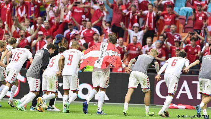 EURO 2020 | Wales vs Dänemark