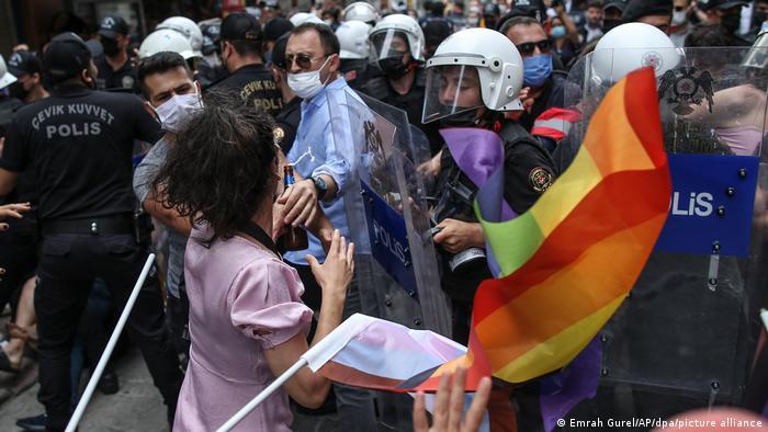 Türkei | Pride-Parade in Istanbul