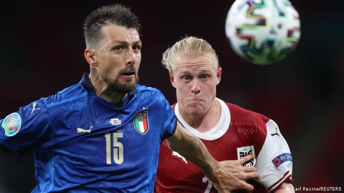 Francesco Acerby d'Italia lavora con Sever Schleger d'Austria