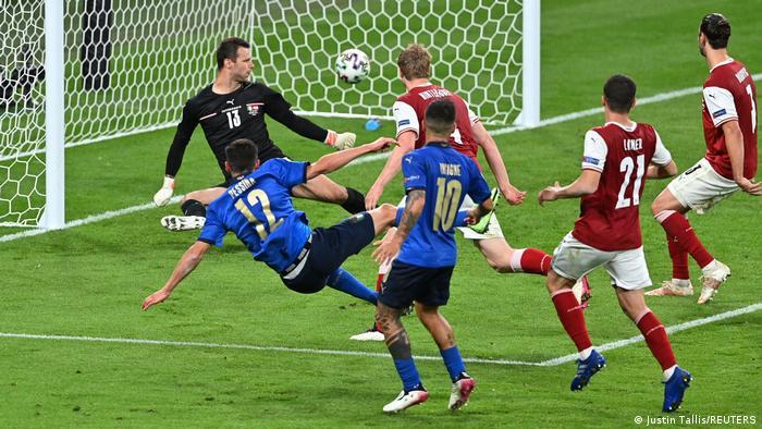 EURO 2020 | Italien vs Österreich | Tor Pessina