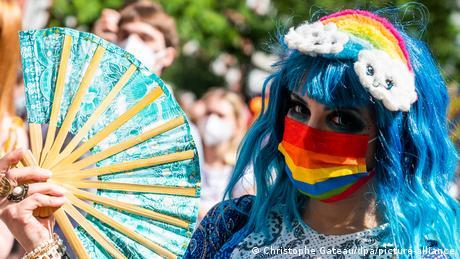 BdTD Deutschland CSD Pride