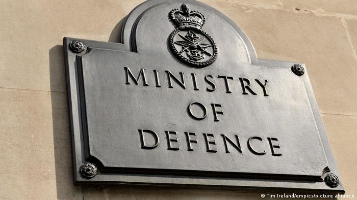 Verteidigungsministerium in London