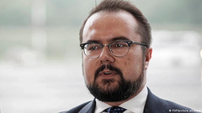 Pawel Jablonski, the Polish deputy foreign minister
