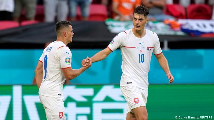 EURO 2020 | Niederlande - Tschechien | Tor Patrik Schick