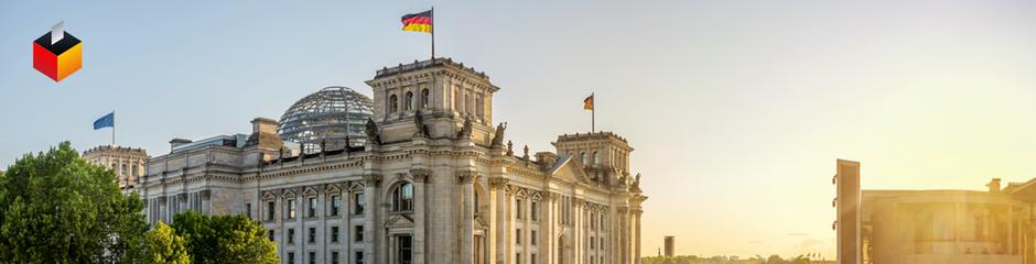 DW Bundestagswahl Keyvisual Vorberichterstattung Themenheader