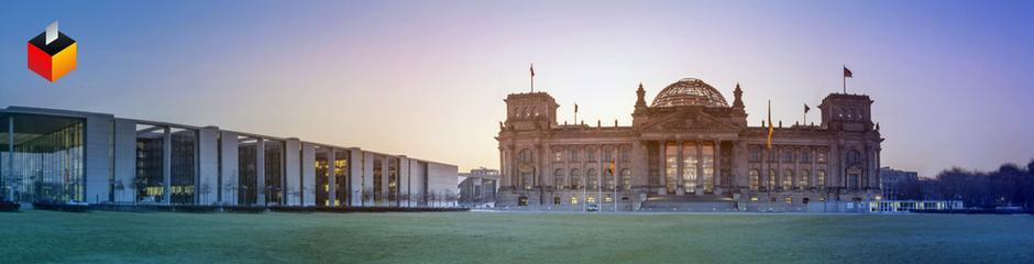 DW Bundestagswahl Keyvisual Wahlabend Themenheader