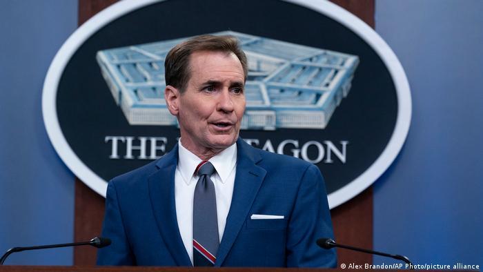USA Pentagon-Sprecher John Kirby