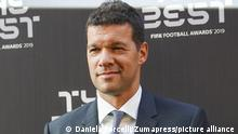 September 23, 2019: MILAN, ITALY - SEPTEMBER 23: Michale Ballack - former player of the Germany national team - during The Best FIFA Football Awards 2019 at the Teatro alla Scala, on September 23, 2019 in Milan, Italy, (Credit Image: © Daniela Porcelli/Sport Press Photo via ZUMA Press