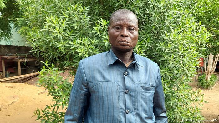 Jean Blague Ngaba en veut à l'Etat tchadien