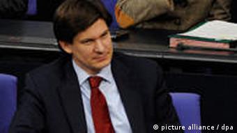 Interior minister Ole Schröder